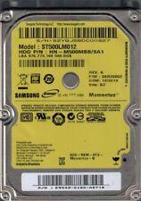 Samsung ST500LM012 HN-M500MBB/SA1 F/W: 2AR20002 500GB Momentus