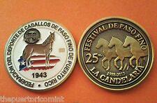 FEDERACION CABALLOS PASO FINO PUERTO RICO 1943 - 2013 Horse Sport Federation