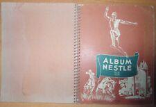 ALBUM NESTLE 1938 1939 SPORT CHASSES PAYSAGES