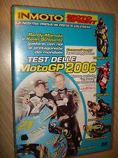 MOTOSPRINT DVD IL TEST DELLE MOTO GP 2006 MOTO SPRINT INMOTO MOTOGP