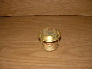 46 47 48 49 50 51 52 53 Frazer New 170 Degree Thermostat Brass Bellows