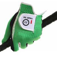Men's Golf Glove 1 Pc Rain Hot Wet All Weather LH RH Easy Grip Light Pick Size