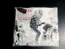 "NIRVANA-""SLIVER"" -ENGLISH IMPORT EP CD"