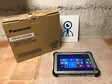 Panasonic Toughpad FZ-G1 MK3,Intel Core i5-5300U,2,3GHz,4GB,128GB SSD,Win10,DEMO