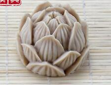 3D Lotus Soap Mold Soap Mould Silicone Mold Candle Mold Resin Mold Chocolate