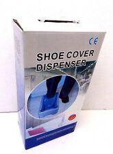 NEW IN BOX SHOE COVERS with DISPENSER protect carpet cleaning booties disposable