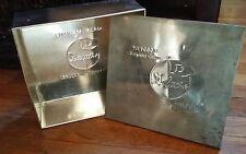 Rare Vintage Mid Centure Belgie Delacre Cookie/Biscuit Metal Storage Tin