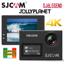 SJCAM SJ6 LEGEND 4K 24FPS SPORT ACTION CAMERA WIFI HD 16MP PANASONIC CAM HDMI