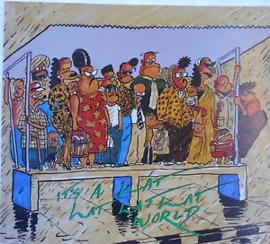 It's a Lat Lat Lat Lat World by Lat sc 1991