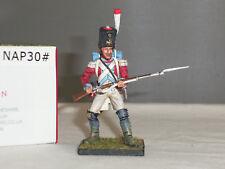 CENTURION NAP030 4TH SWISS REGIMENT GRENADIER IN ACTION METAL TOY SOLDIER FIGURE