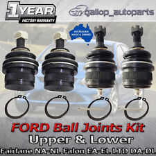OEM Quality Ball Joints Kit Upper & Lower Ford Falcon NA-NL EA-EF EL DA-DL LTD