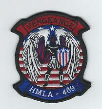 "HMLA-469 ""VENGEANCE"" #2 (THEIR LATEST)  patch"