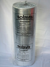 9m² SOLAVIS RadiantShield AIR BUBBLE CELL REFLECTIVE FOIL INSULATION