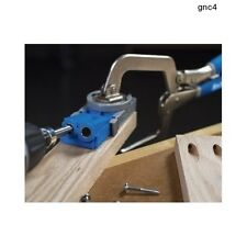 Pocket Hole Jig System Woodworking Tool Drill Wood Master Brand  Jr Guide