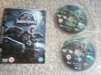 Dvd Jurassic world disc only (236)