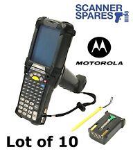 LOT OF 10 Motorola Symbol MC9090-GJ0HBEGA2WR 1D LORAX Barcode Scanner & Warranty