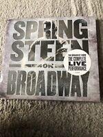 BRUCE SPRINGSTEEN SPRINGSTEEN ON BROADWAY (CD) NEW SEALED. 2 Discs.digipak
