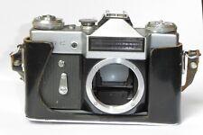 Zenith/Zenit E Camera Body With Original Case