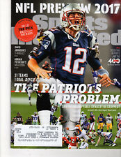 Sports Illustrated - Sept 11, 2017 - Tom Brady Cover - NFL preview / Patriots
