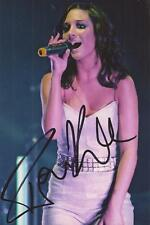 THE SATURDAYS: FRANKIE BRIDGE SIGNED 6x4 SEXY ACTION PHOTO+COA *PROOF*