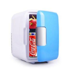 4L 12V Portable  Auto Car Refrigerator Truck Freezer Travel Cooler Fridge  Box