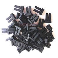 100PCS SFP SFP+ Dust Cover / Plug / Cap for SFP / XFP LC Duplex Transceivers