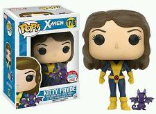 "Exclusivo NYCC MARVEL X-Men Kitty Pryde 3.75"" POP VINILO FIGURA FUNKO vendedor del Reino Unido"