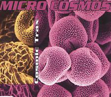 Micro Cosmos - Cosmic trax   /Neuware/OVP-   Boy Records Boy 8866-8 - Maxi-CD