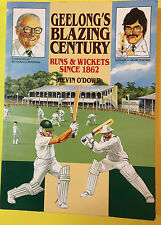 GEELONG'S BLAZING CENTURY Runs & Wickets Since 1862