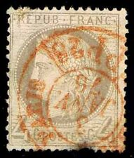 1870-71 FRANCE #40 BORDEAUX ISSUE - USED -F/VF - CV $225.00 (ESP#8520)