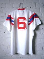 adidas Trikot HERRENSPIELERHEMD Shirt Fußballshirt NOS 80er True Vintage 80s