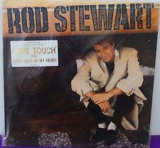 ROD STEWART Self Titled ~SEALED **  Original LP Love Touch NO BARCODE Australia