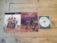 Age of Empires, Microsoft, PC CD-ROM