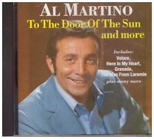 AL MARTINO - To The Door Of The Sun And More - CD - BRAND NEW