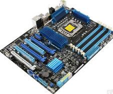 For ASUS P6X58D-E USB3 SATA3 LGA1366 X58 Motherboard X5570 X5650 X58 Intel ATX