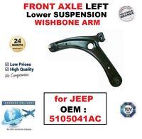 Essieu avant Gauche Inférieur Bras de Suspension pour Jeep OEM:5105041AC