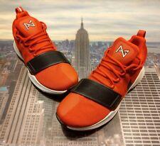 Nike PG 1 Paul George 1 EP University Red/White-Black Men's Size 7.5 878627 602