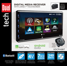 Dual Tech Digital Media Bluetooth Touch 7