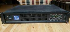 QSC CX-204V 4 Channel Power Amplifier (200W, 70V)