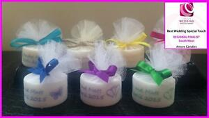 32 x tealights plus 64 matching chocolates