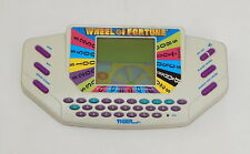 Tiger Electronics Wheel of Fortune Handheld Video Game System w/ 1 Cartridge