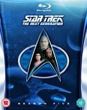 Star Trek: The Next Generation - Season 5 [Blu-ray] [1991] [Region Free], DVD |