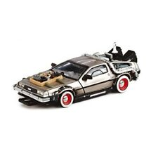 Retour vers le Futur III DMC DeLorean 1/43 métal Back to the Future 3 240130