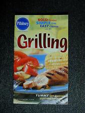 PILLSBURY Cookbook Booklet GRILLING 2003 #269