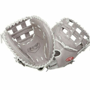 "Rawlings R9 Fastpitch Softball 33"" Catchers Mitt"