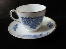 Saucer White British Porcelain & China