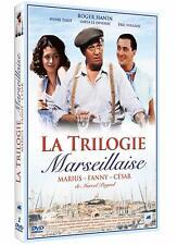 La Trilogie Marseillaise : Marius - Fanny - 2 DVD - NEUF - VERSION FRANÇAISE