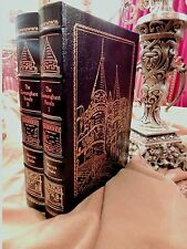 THE GORMENGHAST NOVELS IN 2 VOL SET  EASTON PRESS PEAKE LIMITED EDITION RARE