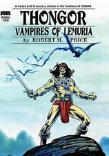 180 VAMPIRES OF LEMURIA Rainfall chapbook. Lin Carter (Conan/Burroughs) Thongor