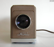 Minolta Mini-35 Mini 35mm Film Slide Projector Works